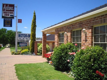 Aalana Motor Inn - Accommodation Mooloolaba