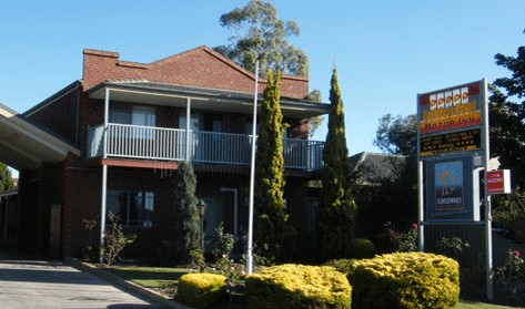 Sundowner Bendigo Golden Reef Motor Inn - Accommodation Mooloolaba