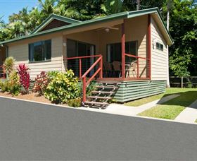 BIG4 Cairns Crystal Cascades Holiday Park - Accommodation Mooloolaba