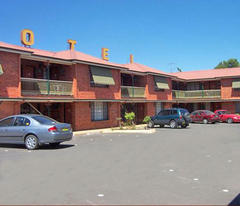 Poets Recall Motel - Accommodation Mooloolaba