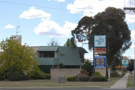 Bendigo Motor Inn Golden Chain - Accommodation Mooloolaba