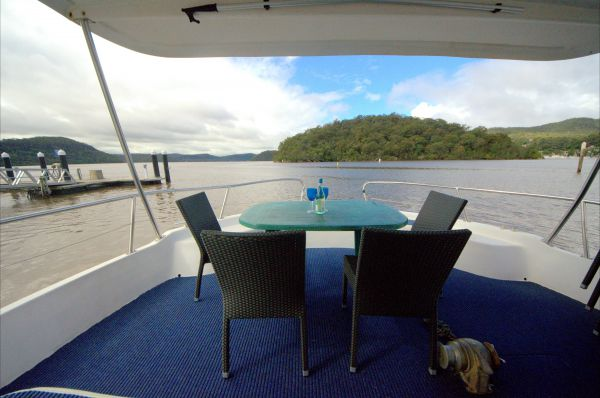 Luxury Afloat Hawkesbury River and Brooklyn - Accommodation Mooloolaba