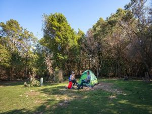 Hobart Beach campground - Accommodation Mooloolaba