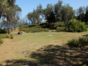 Middle Beach campground - Accommodation Mooloolaba