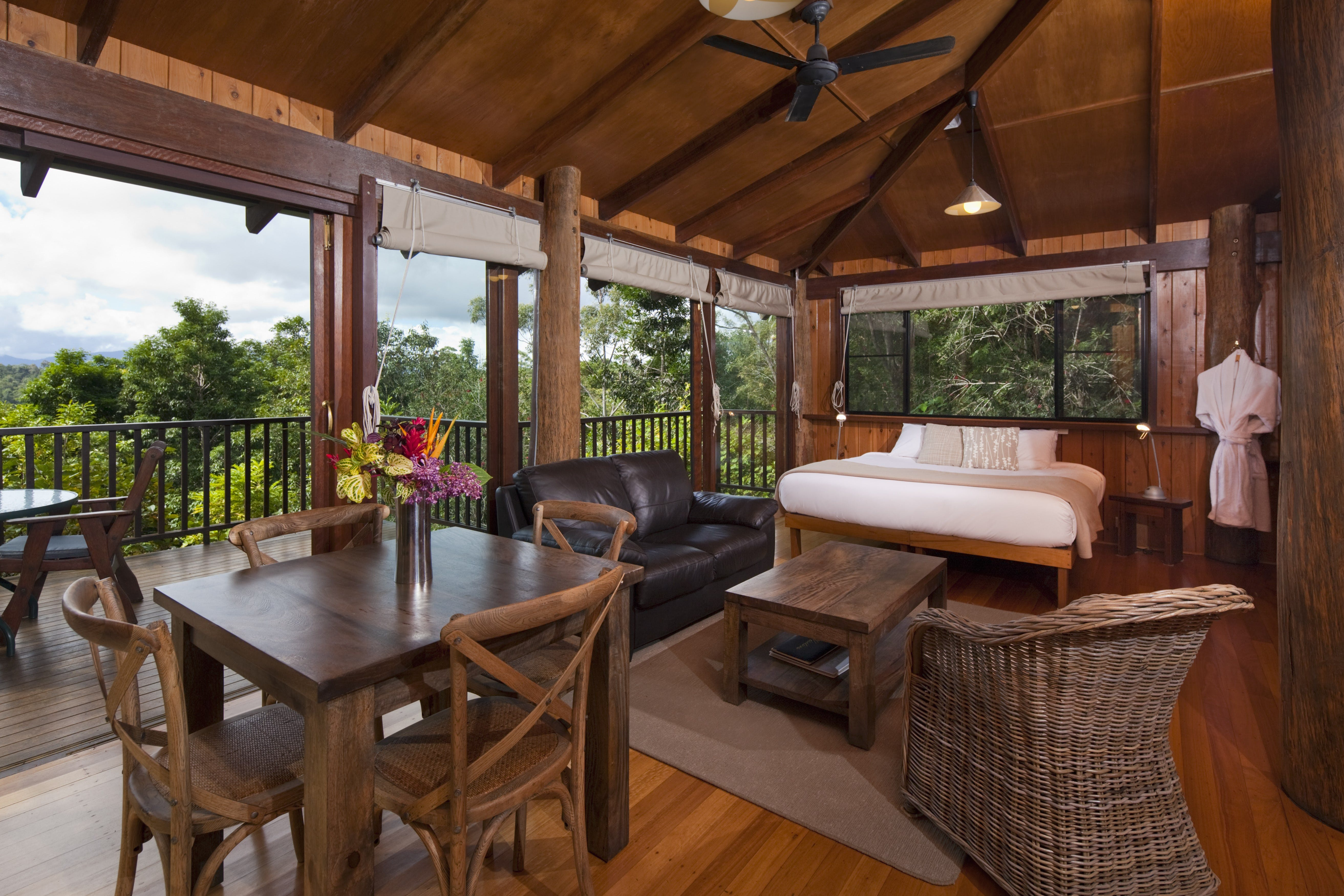 Rose Gums Wilderness Retreat - Accommodation Mooloolaba