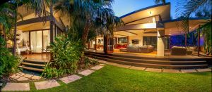 Pavilion Two at Broken Head - exclusive beachfront - Accommodation Mooloolaba