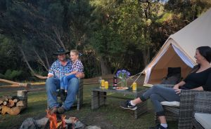 Zeehan Bush Camp - Accommodation Mooloolaba