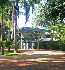 Endeavour Falls Tourist Park - Accommodation Mooloolaba