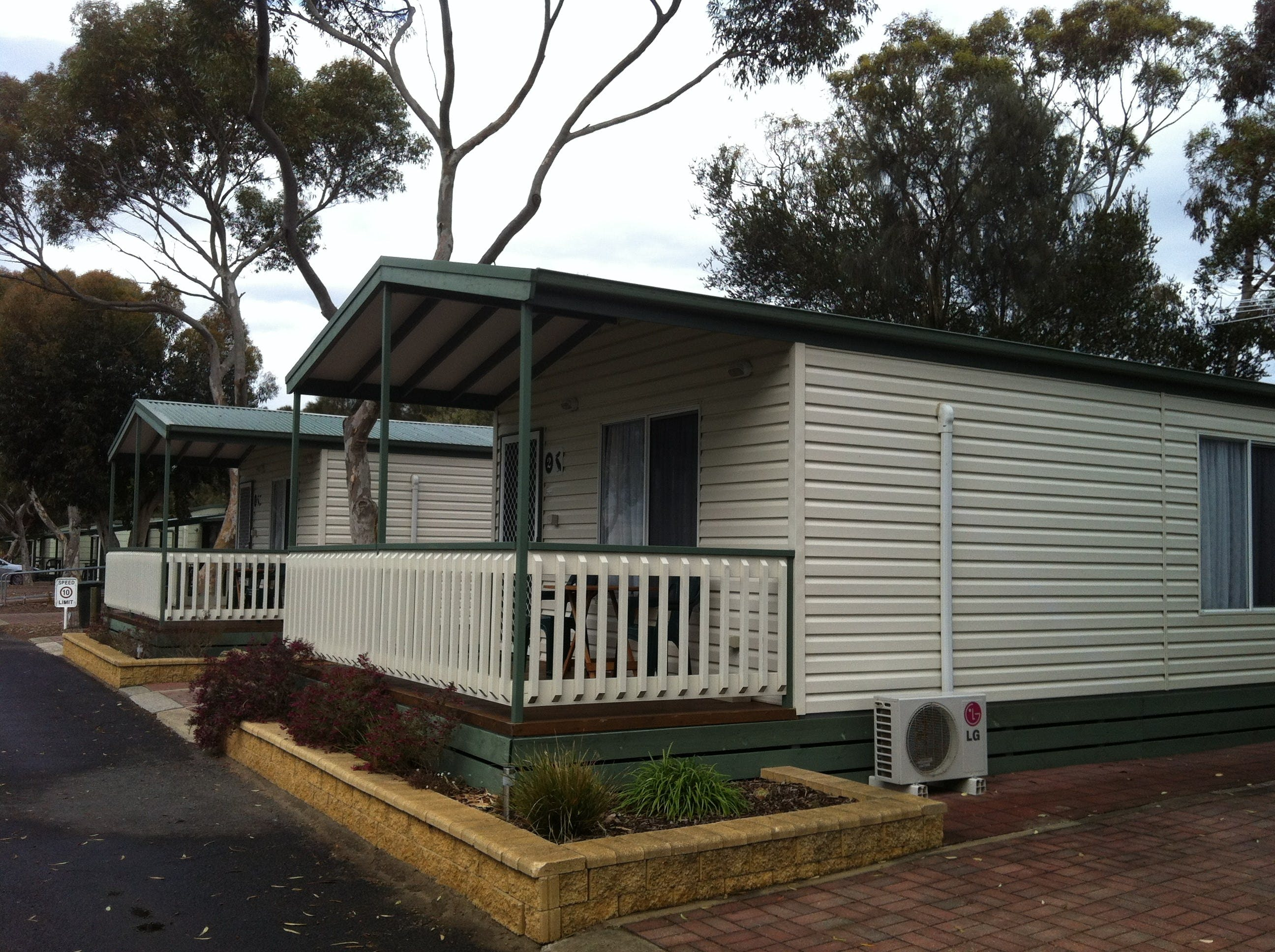 Lake Albert Caravan Park Meningie SA - Accommodation Mooloolaba