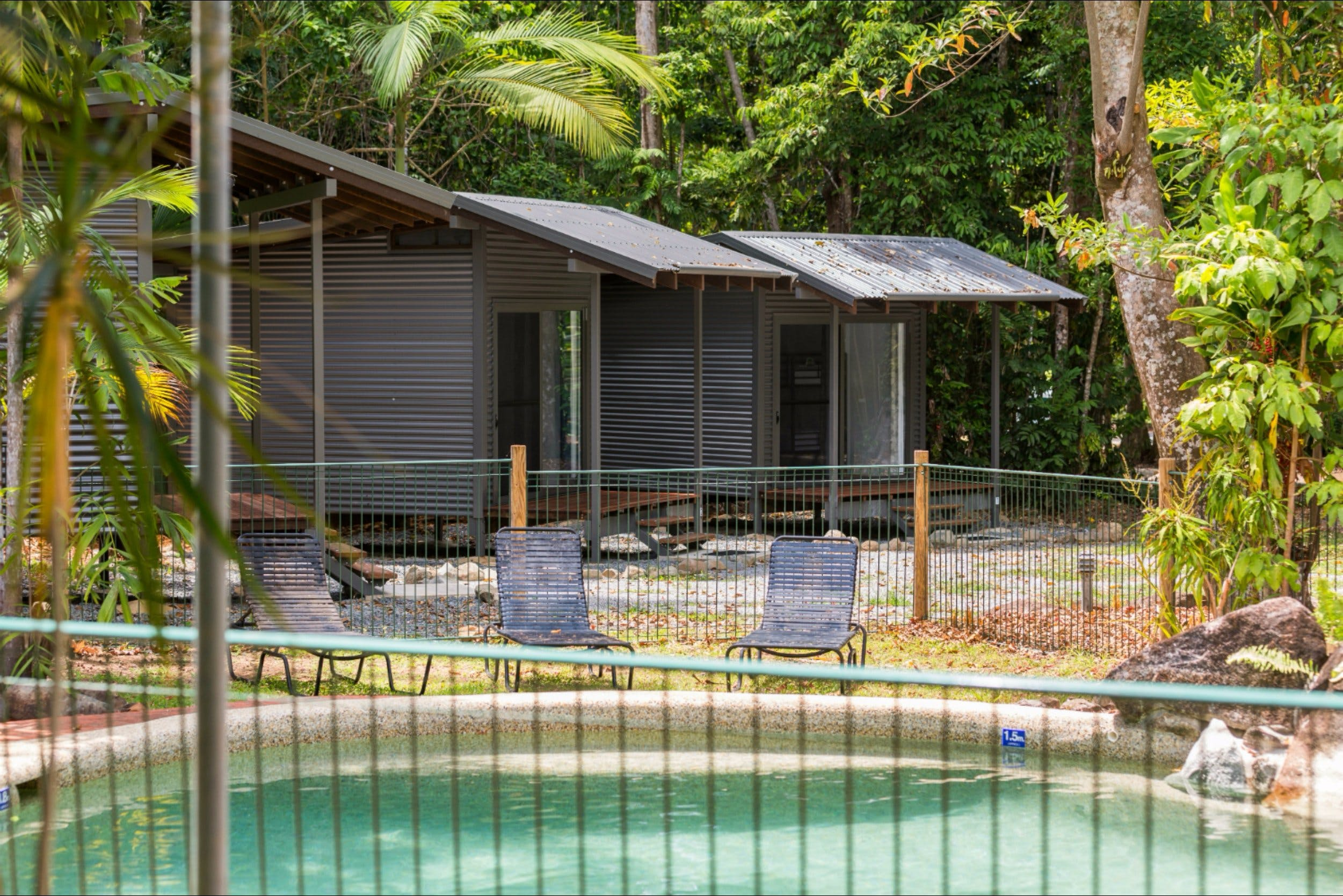 Safari Lodge - Accommodation Mooloolaba