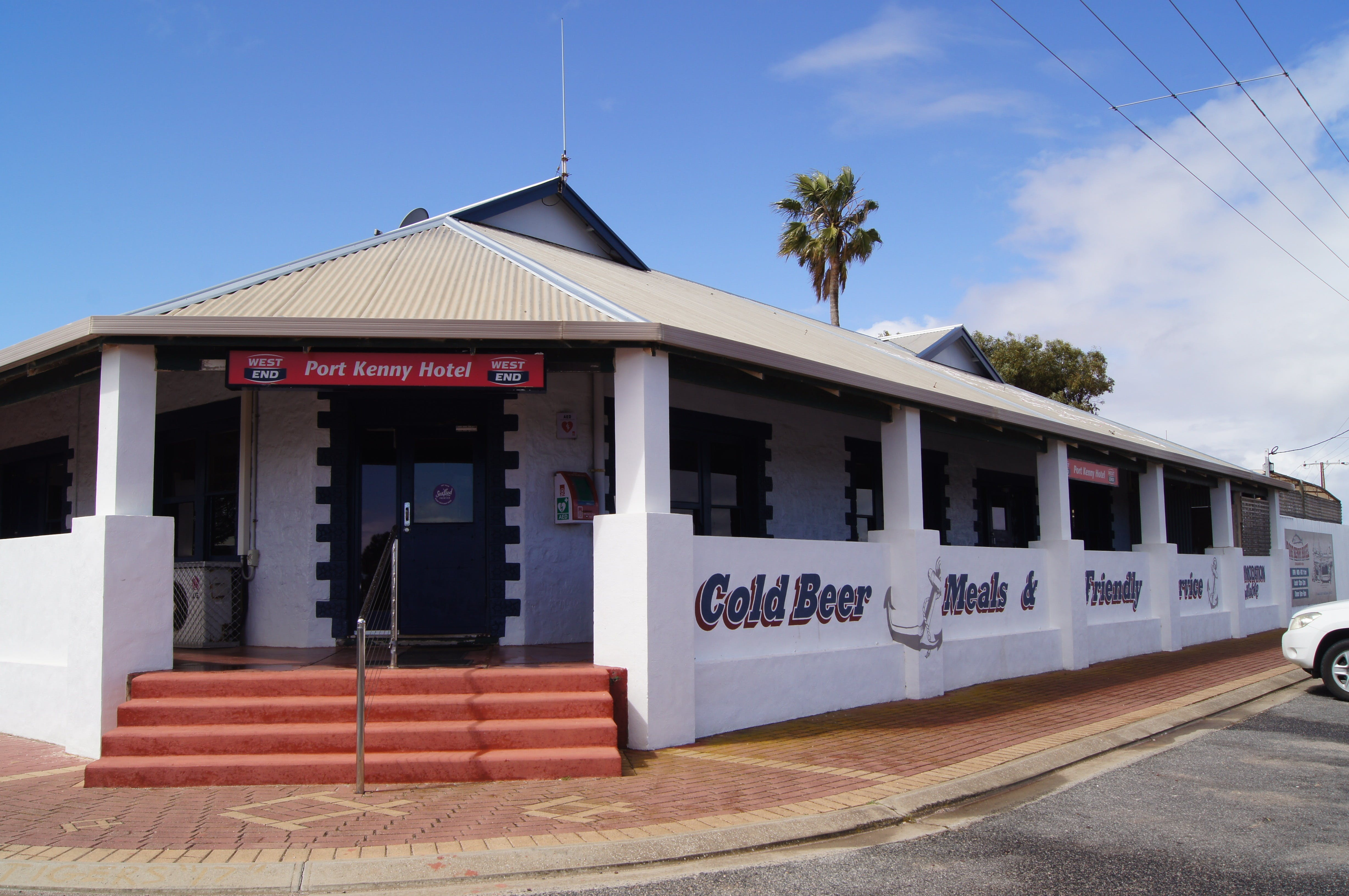 Port Kenny Hotel - Accommodation Mooloolaba