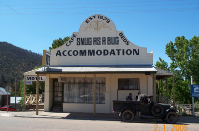 Snug as a Bug Motel - Accommodation Mooloolaba