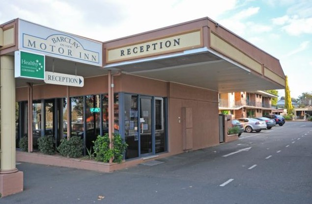 Barclay On View Motor Inn - Accommodation Mooloolaba