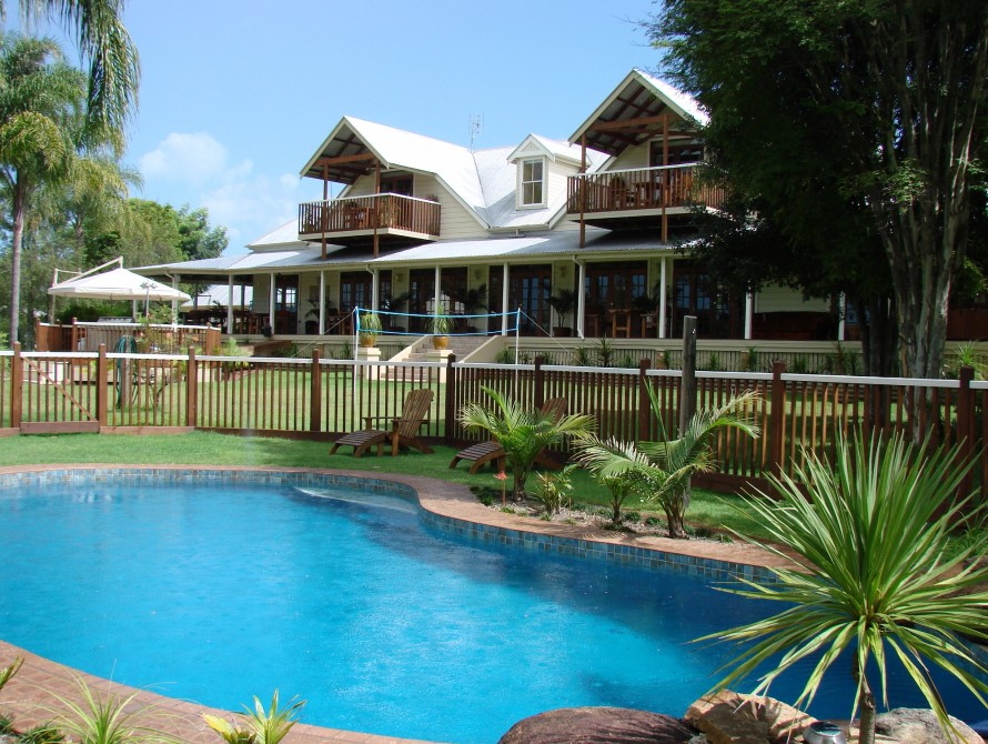 Clarence River Bed  Breakfast - Accommodation Mooloolaba