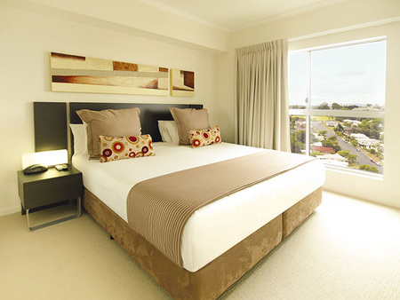 Oaks Aspire Apartments - Accommodation Mooloolaba