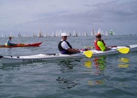 Sea Kayak Melbourne and Victoria - Accommodation Mooloolaba