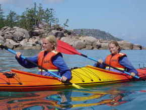 Magnetic Island Sea Kayaks - Accommodation Mooloolaba