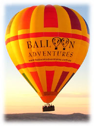 Balloon Adventures Barossa Valley - Accommodation Mooloolaba