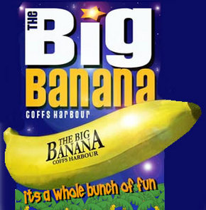 Big Banana - Accommodation Mooloolaba