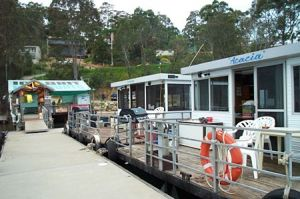Clyde River Houseboats - Accommodation Mooloolaba