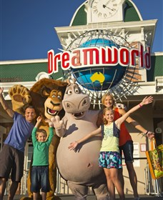 Dreamworld - Accommodation Mooloolaba