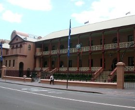 Parliament House - Accommodation Mooloolaba