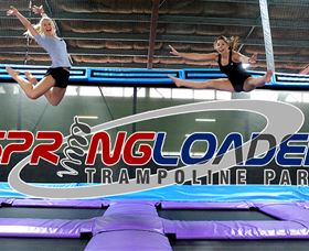 Springloaded Trampoline Park - Accommodation Mooloolaba