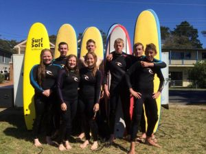 Broulee Surf School - Accommodation Mooloolaba