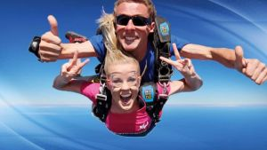 Skydive Oz Canberra - Accommodation Mooloolaba