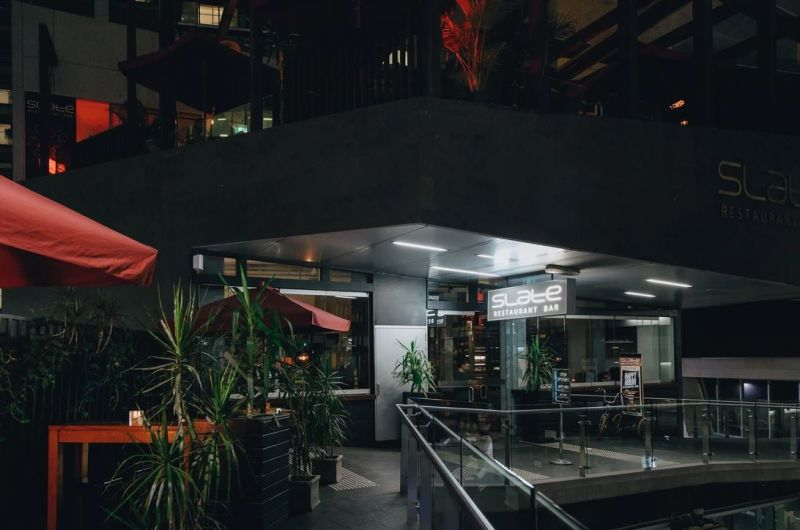 Slate Restaurant Bar - Accommodation Mooloolaba