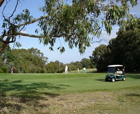 Leongatha Golf Club - Accommodation Mooloolaba