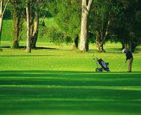 Foster Golf Club - Accommodation Mooloolaba