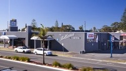 Bellevue Hotel Tuncurry - Accommodation Mooloolaba