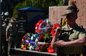 Anzac Day Charters Towers - Accommodation Mooloolaba