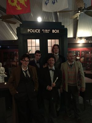 Dr Who Quiz Night - Accommodation Mooloolaba