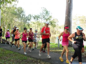 Gladstone Weekly Parkrun - Accommodation Mooloolaba