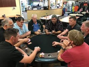 Numurkah Golf and Bowls Club - Poker Wednesday - Accommodation Mooloolaba