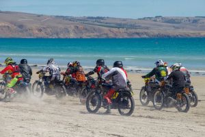 Sellicks Beach Historic Motorcycle Races - Accommodation Mooloolaba