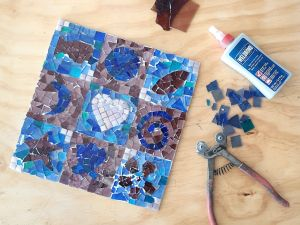 Intro to Mosaics Weekend with Leadlight By Ettore - Accommodation Mooloolaba