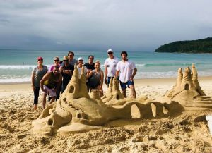 Learn to Build the Sandcastle of your Dreams - Accommodation Mooloolaba