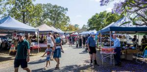 Calliope Historical Village Markets - Accommodation Mooloolaba