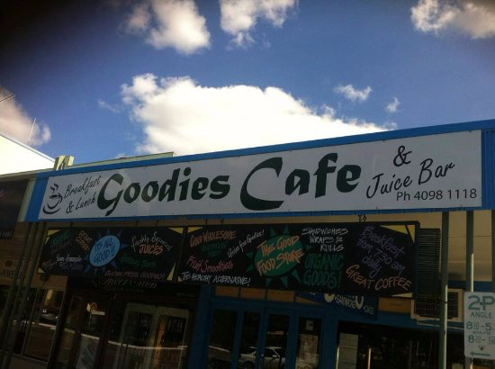 Goodies Cafe - Accommodation Mooloolaba