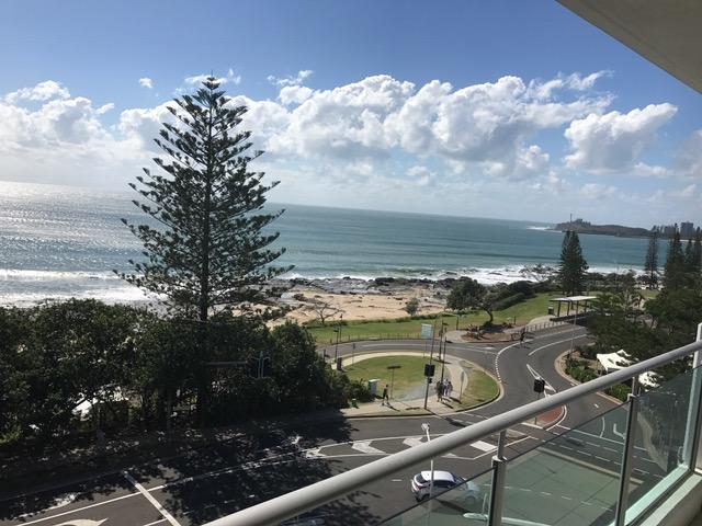 Northwind Beachfront Apartments Mooloolaba