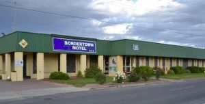 Bordertown Motel - Accommodation Mooloolaba