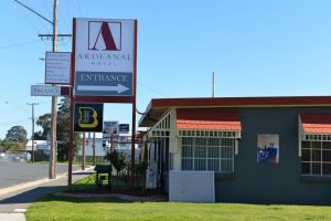 Ardeanal Motel - Accommodation Mooloolaba