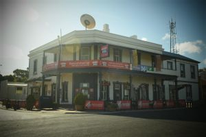 Commercial Hotel Morgan - Accommodation Mooloolaba