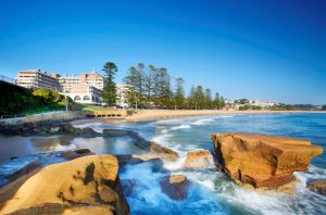 Crowne Plaza Terrigal Pacific - Accommodation Mooloolaba