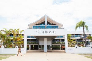The Lord Byron - Accommodation Mooloolaba