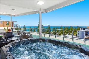 Macquarie Waters Boutique Apartment Hotel - Accommodation Mooloolaba