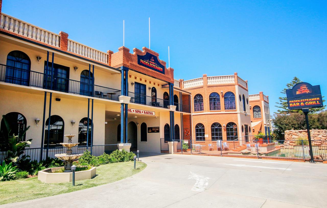 Albury Paddlesteamer Motel - Accommodation Mooloolaba